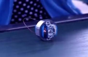 松下、飞利浦等名牌电器的电机原来用的都是我国生产的, 实拍微电机生产过程
