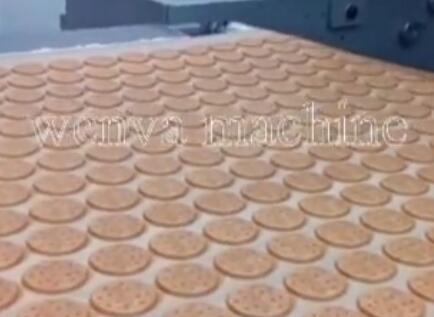 滚印饼干生产线设备