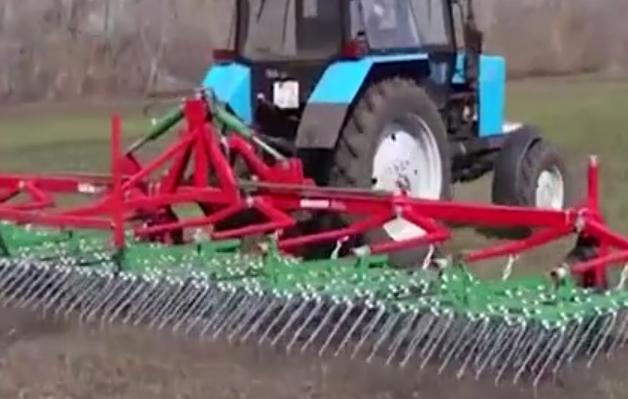 林业机械据说有100多个不同性能的产品, 这是其中一部分