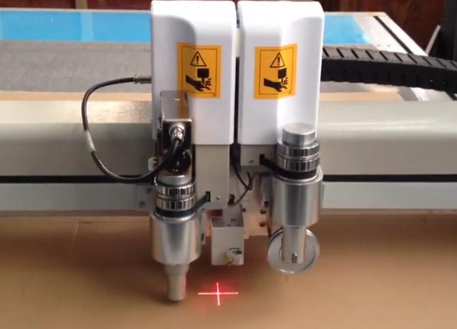 为您展现瓦楞纸箱机械设备中纸箱纸盒电脑打样机的神奇