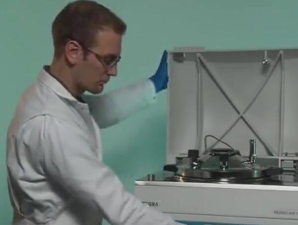 快速自动培养基制备与分装系统