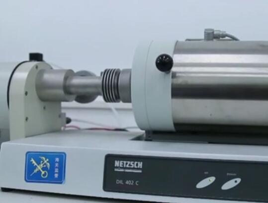 热膨胀仪教学视频