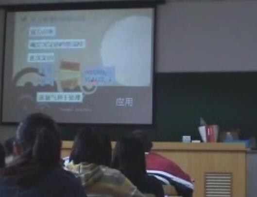 同济大学朱仲良热重分析与现场演示