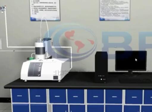 同步热分析仪草酸钙的热分析实验 欧倍尔