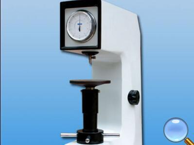 莱州华银洛氏HR-150A硬度计安装