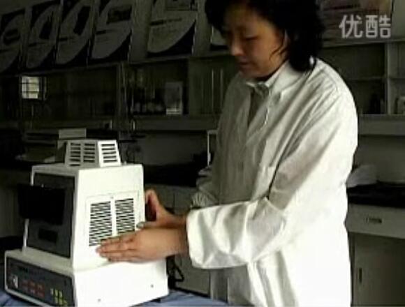 上海精科WRR熔点仪操作视频