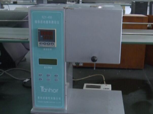 熔融指数仪在化纤熔体纺丝教学中的应用