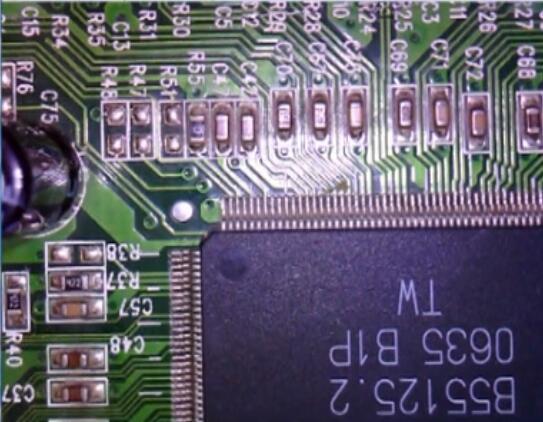 工业内窥镜 线路板检测 PCB板检测