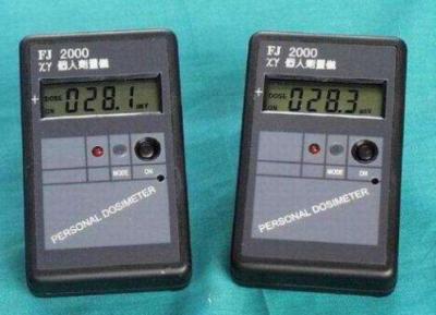 放射性检测仪的危害