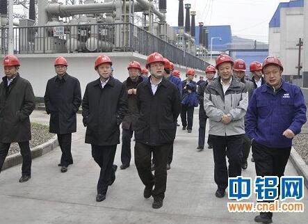 工服公司中标中电投集团务川氧化铝溶出压力容器制作项目