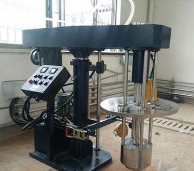 搅拌式砂磨机在电瓷原料制备中的应用