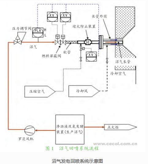 沼气发电方案及优缺点分析