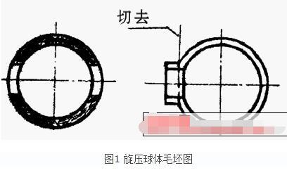 球阀球体加工工艺方案的分析