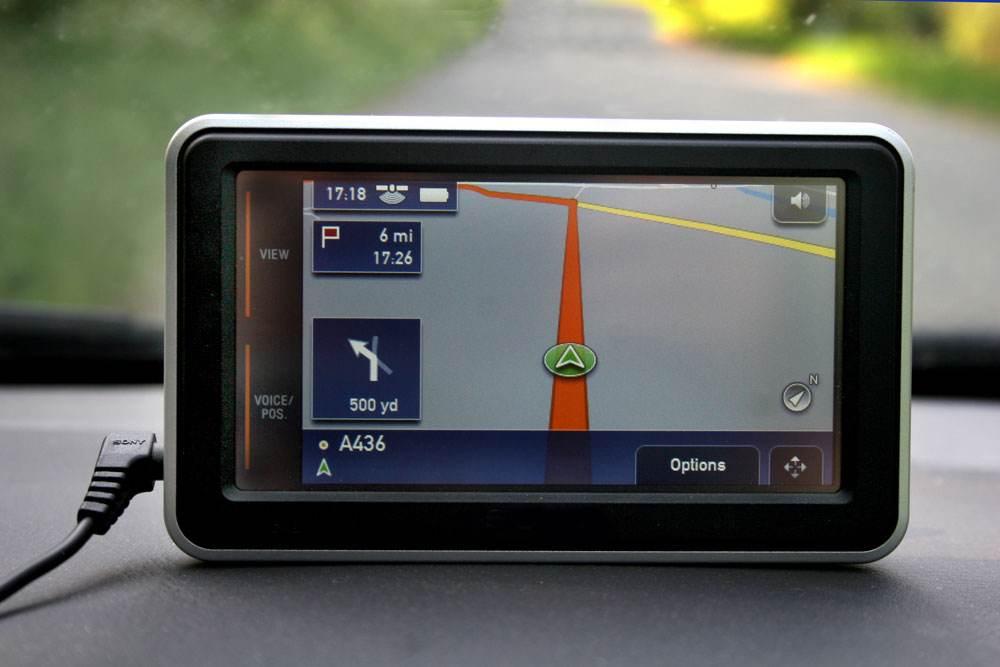 GPS导航仪定位使用的6个小技巧介绍