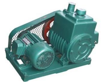 先一能源改造真空泵项目正式投入运行