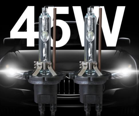 如何搭配汽车灯光中的安定器和氙气灯泡