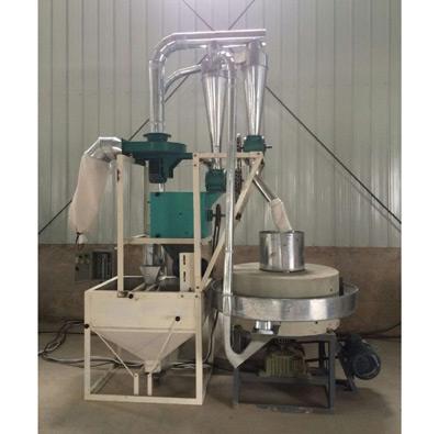 如何降低面粉机的生产能耗