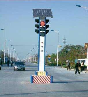 交通信号灯施工方案及施工方法
