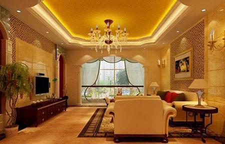 建筑装修之各个房间的室内照明计划