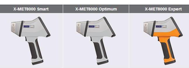 牛津推出快速准确简便携带的X-MET8000合金分析仪