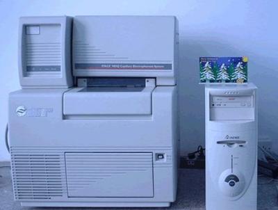 华阳利民研制出电化学分析检测器——高效毛细管电泳仪