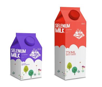 富硒牛奶的開發思路與生產工藝
