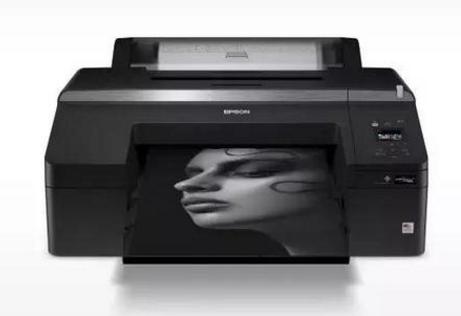 爱普生推出大幅面喷墨打印机Epson SureColor P5080