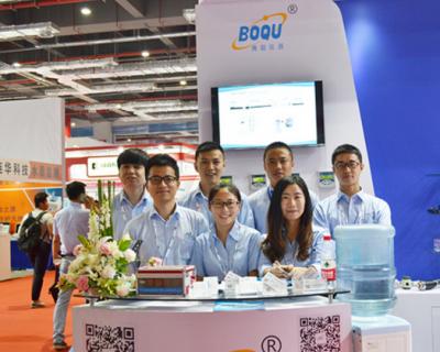 """上海博取""""AQUATECH CHINA第十届上海国际水展""""圆满成功"""