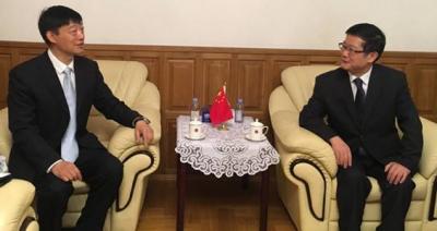 圣保罗散热器公司参与白俄罗斯友好访问和经贸交流活动