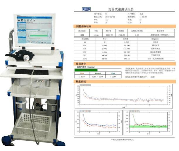 营养代谢检测技术特点功能介绍