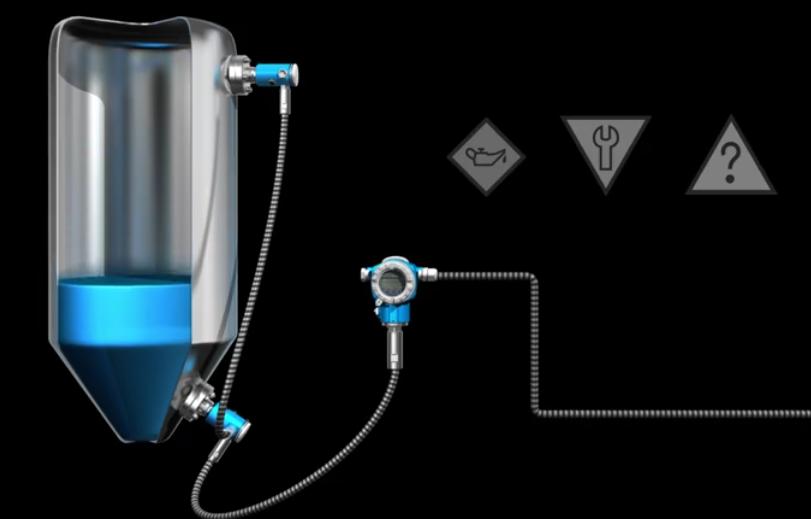 恩德斯豪斯电子差压液位计FMD71/72产品介绍