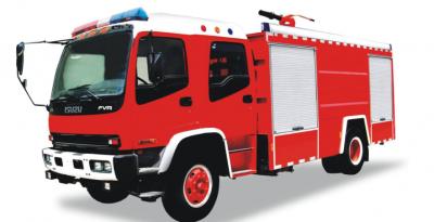 中山东升一厂房发生火灾  多台消防车紧急救援