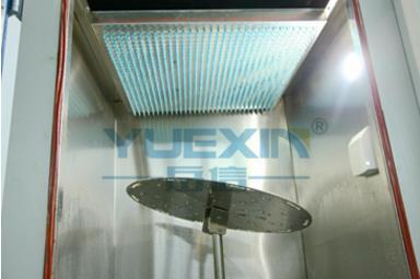 为响应绿色环保的口号 IPX12滴雨试验装置推出了滴雨试验箱