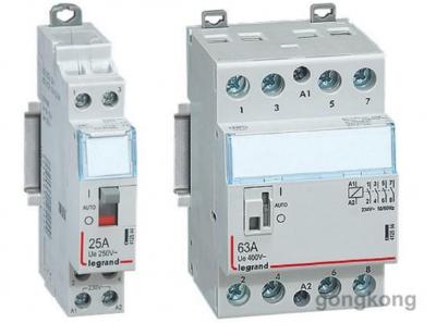 罗格朗CX3系列带手动控制模数化接触器上市啦