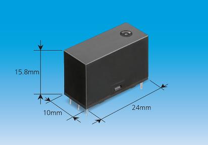 """松下可用于远程控制的薄型""""DW继电器""""实现产品化"""
