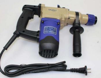 质检总局发布电动工具(电钻、电锤)产品质量国家监督抽查结果