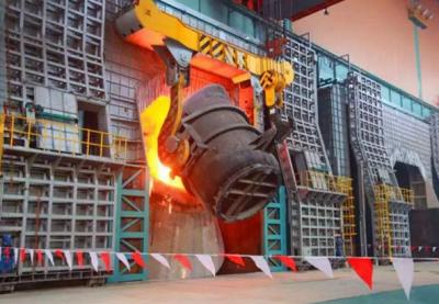 北京荣大新品让转炉炉衬延年益寿且环保