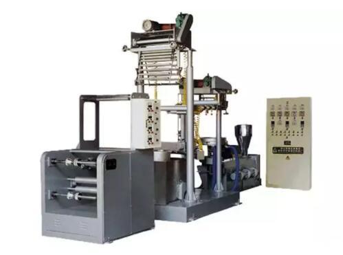 华瑞塑机倾力打造高品质吹膜机