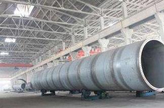 寰球检测公司:创造了整体热处理最大长径比施工纪录