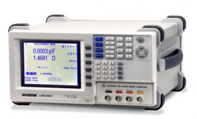 lcr测试仪使用方法