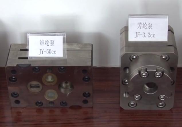 国内新一代高精度耐磨耐腐蚀芳纶纺丝计量泵