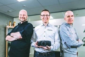 """芬兰SPECIM IQ高光谱相机SPECIM IQ荣获2018全球""""红点设计奖"""""""