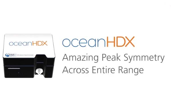 海洋光学Ocean HDX微型光纤光谱仪  小体积 高性能!