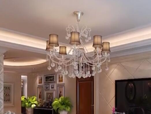 室内照明灯具讲解视频