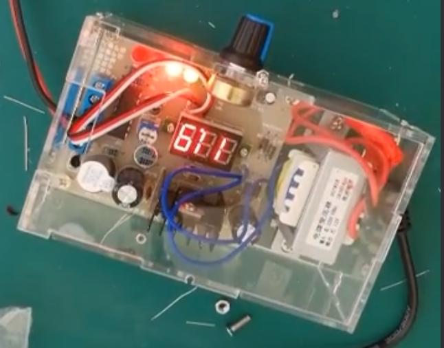 可调直流稳压电源焊接组装教程