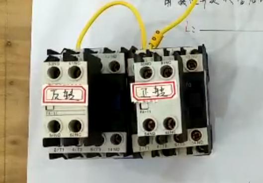 电工知识: 接近开关如何运用到电路中, 替代启动按钮, 实物讲解