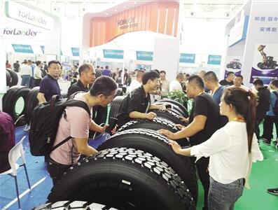国际橡胶轮胎展:绿色智能是发展方向