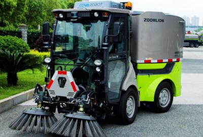 COWAROBOT:获1.35亿元B轮投资,助推无人驾驶扫地车商业落地
