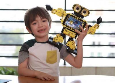 """寒武纪智能推出编程教育机器人""""捍地"""" 做小朋友的良师益友"""