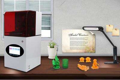 创想三维:光固化3D打印机DP002, 为珠宝设计而生